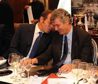 Villar a Rosell: ¡Qué más quieres que de, Sandro, no te puedo dar más!