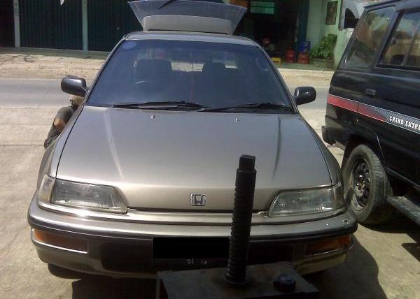 Mobil Bekas Honda Civic Nouva 1990, Bekasi title=