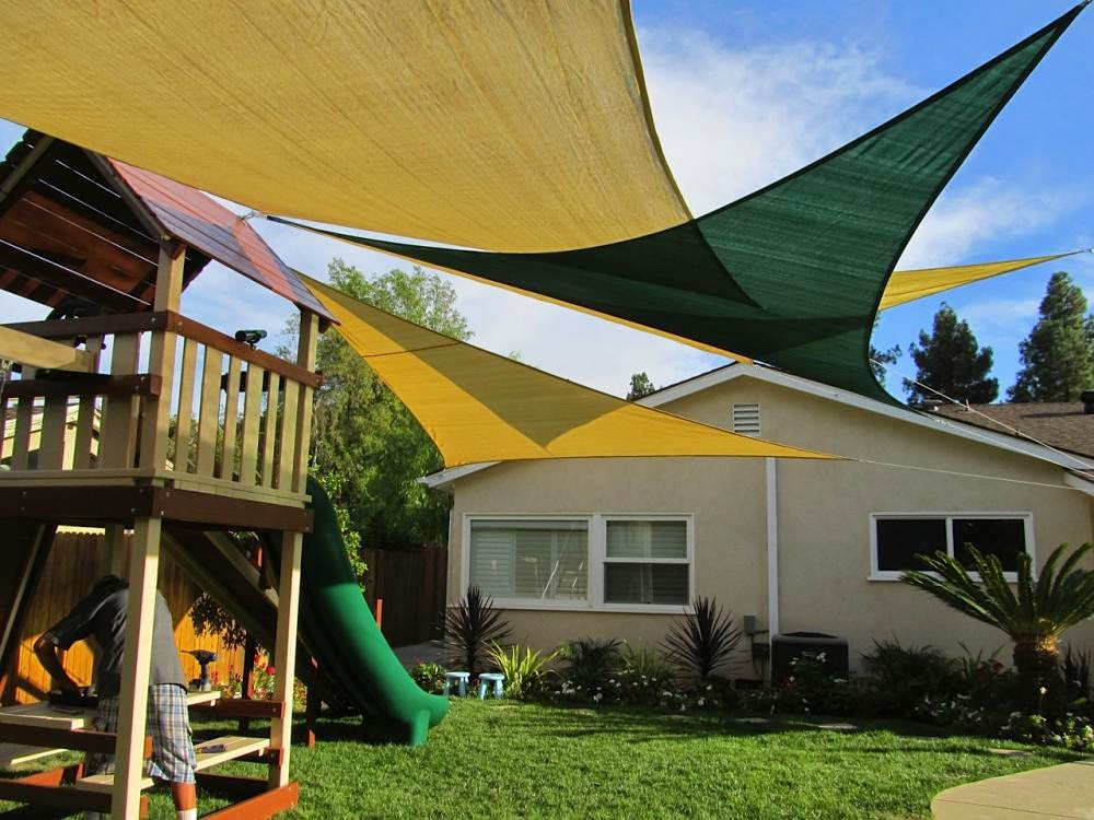 shade sails los angles