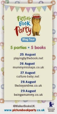 Picture Book Party blog tour