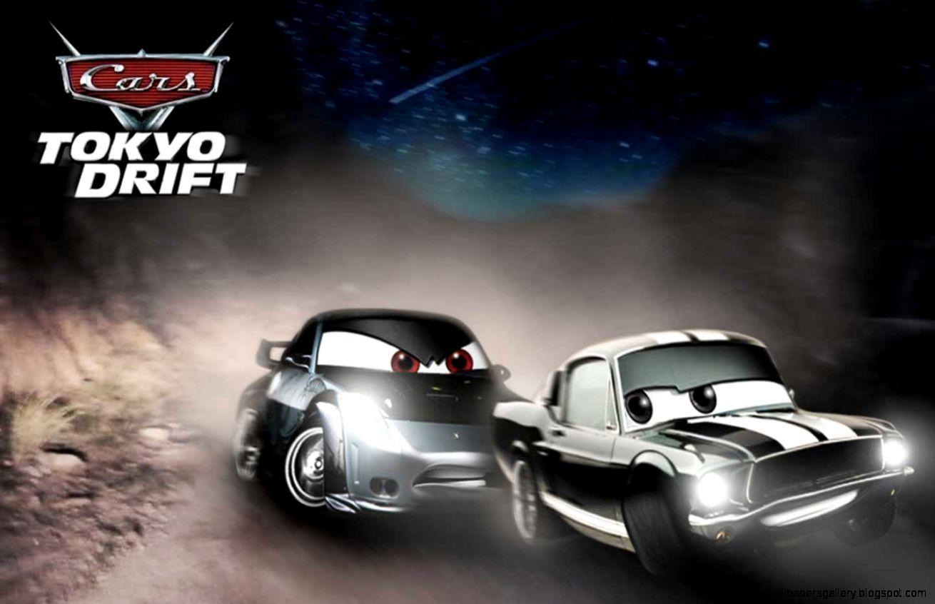 Tokyo Drift Cars Drifting