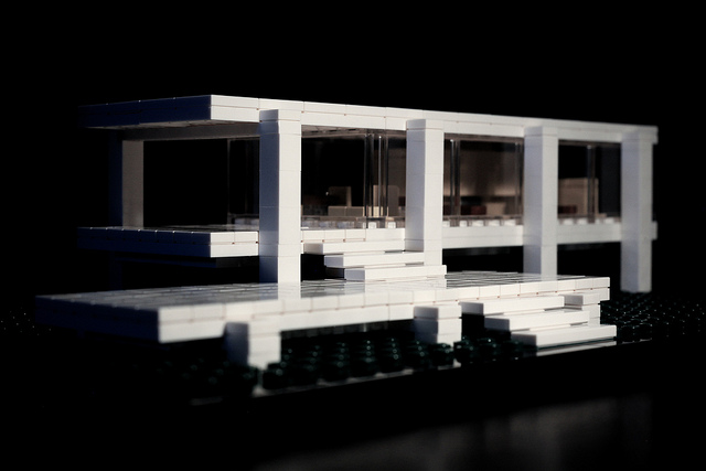 Lego Architecture Farnsworth House6
