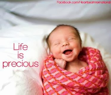 Life IS Precious!