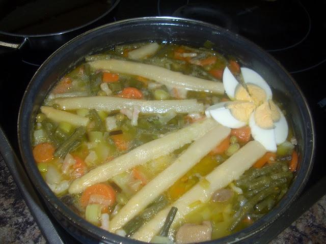 Consejos y trucos de cocina menestra de verduras - Como preparar menestra de verduras ...