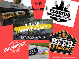 On Tap Florida Events: Weekend of 11/16