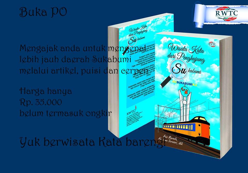 Karyaku dengan penulis Sukabumi