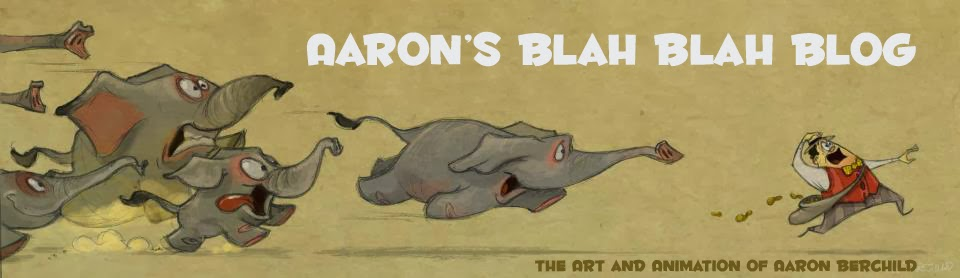 Aaron's Blah Blah Blog