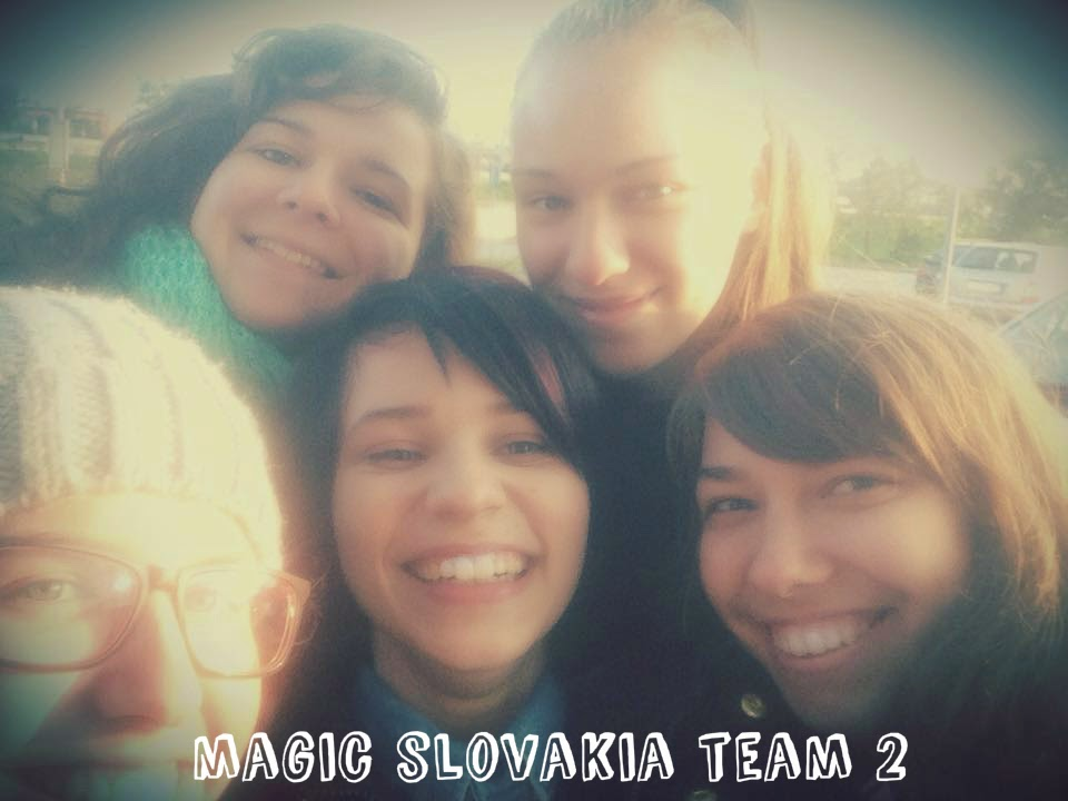 Magic Slovakia team 2