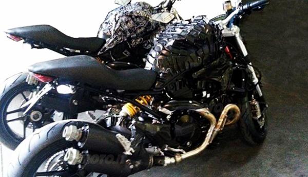 motonhapkhau Ducati Monster 1198 launch pics 2