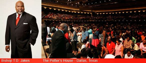 "The Potter's House of Dallas with Bishop T.D. Jakes ""Full Conference"""