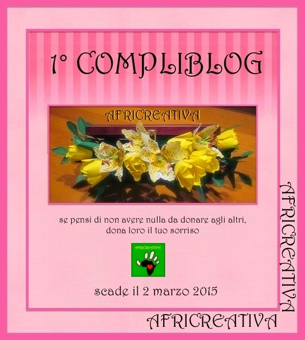 1° compliblog Africacreativa
