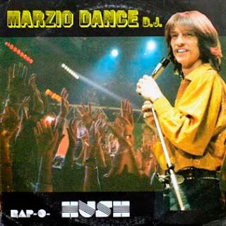 MARZIO DANCE - Rap-O-Hush (1983)