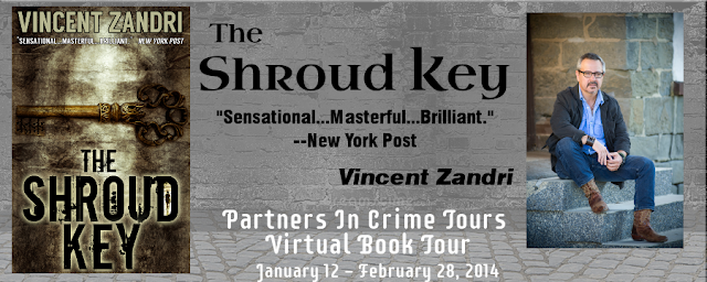 the shroud key tour banner