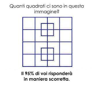 lm quanti quadrati ci sono in questa immagine