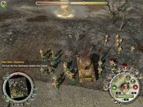 Rush For Berlin - PC Game Free download
