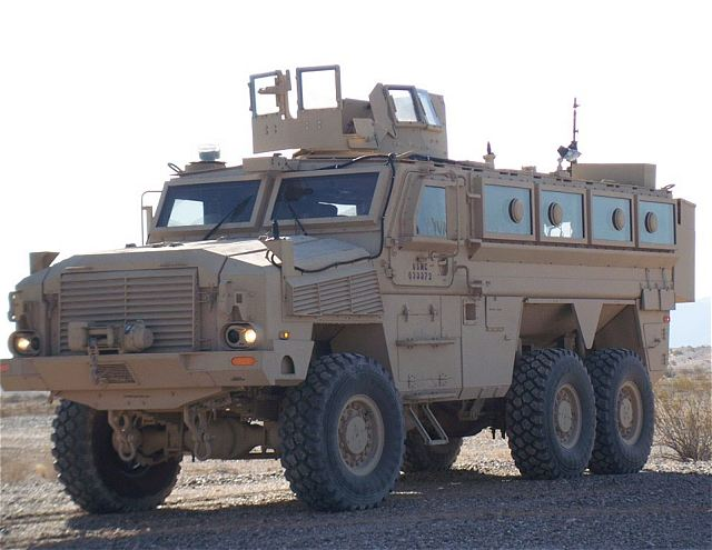 world defence news bae systems receives a contract from u s army to convert rg33 mrap into. Black Bedroom Furniture Sets. Home Design Ideas