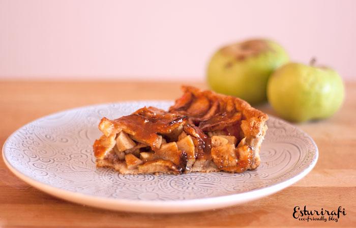 La tarta de manzana de mi madre #recetas #esturirafi
