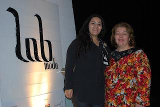 Liliana Nakakogue e Jeanine Campelli