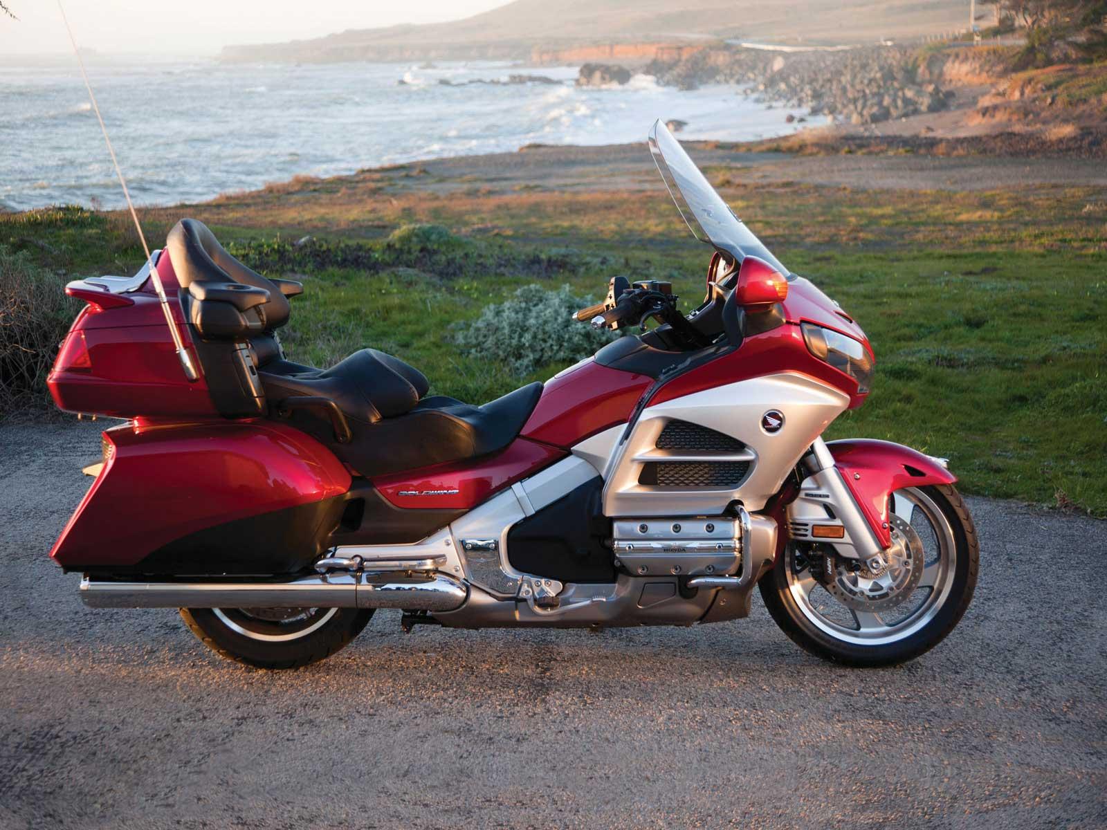 Gold Wing Gl1800 Audio Comfort Navigation Xm Abs 2012 Honda