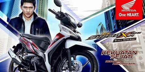 Spesifikasi dan Harga New Honda Supra X 125