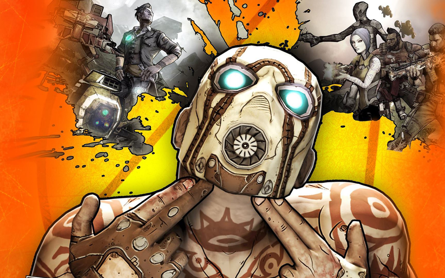 Borderlands 2 Bandit Quotes. QuotesGram Borderlands 2
