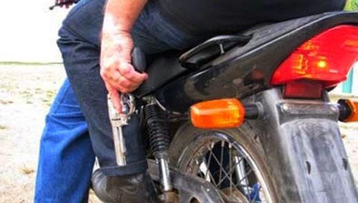 Desconhecidos assaltam popular na cidade de Sousa