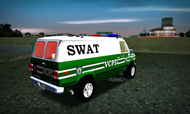 Chevrolet Van G20 Enforcer GTA Vice City