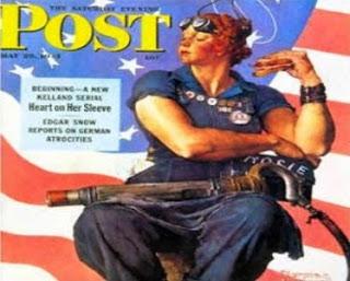 Rosie the Riveter - la rivettatrice - se ne è andata in cielo