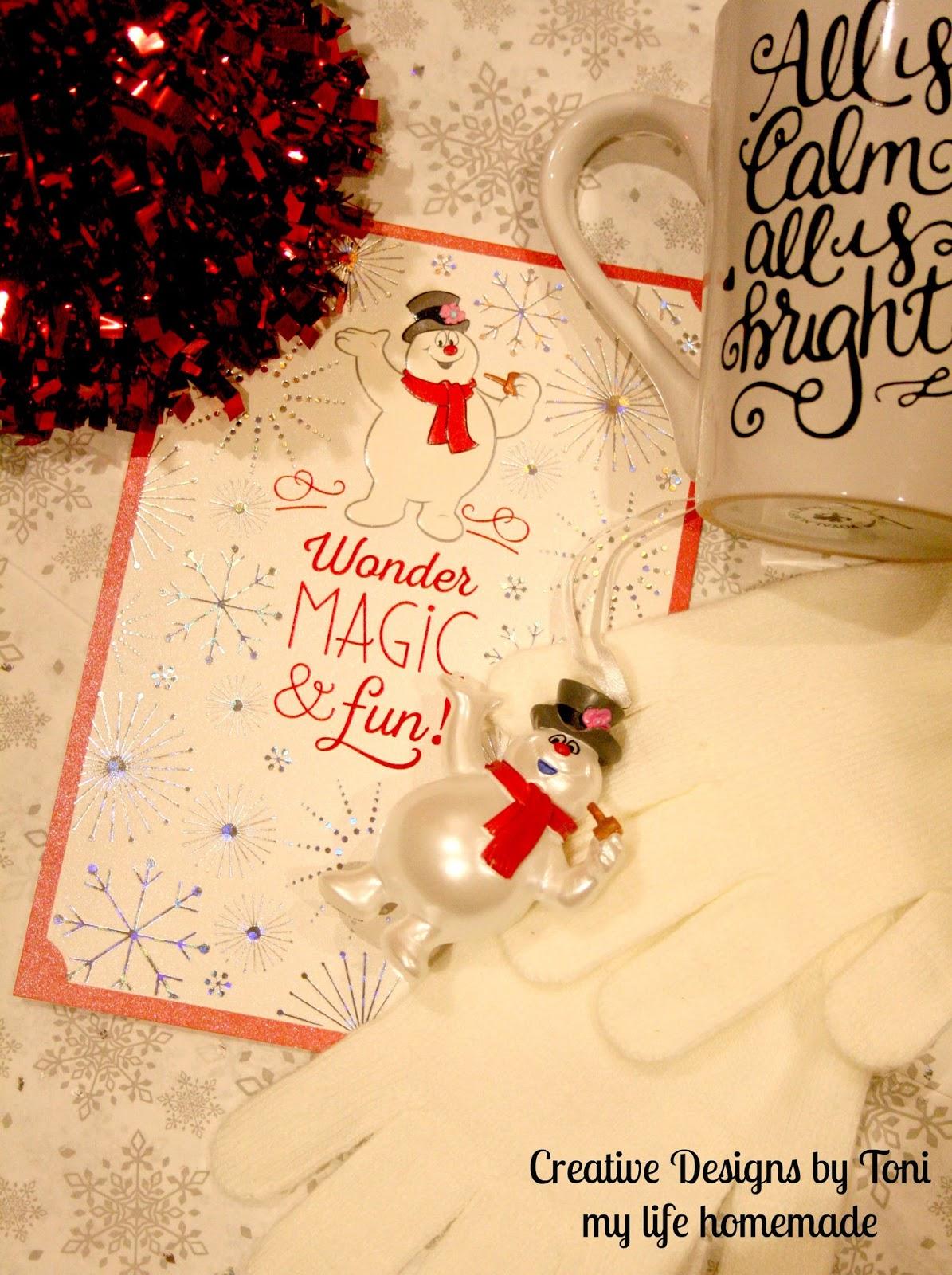 My Life Homemade Send A Warm Holiday Greeting With Hallmark