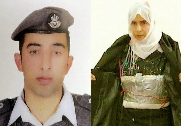 jordan executes isis prisoners