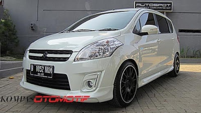 ertiga contest modification
