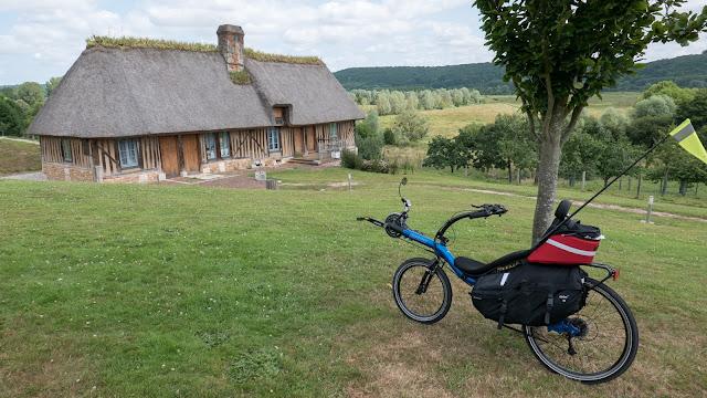 Randonnée à vélo : St Sulpice de Grimbouville