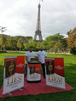 Distribution de Coran gratuit en français