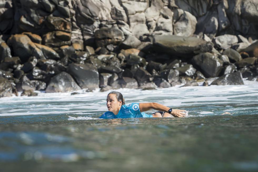 21 Johanne Defay FRA 2015 Target Maui Pro Fotos WSL Kelly Cestari