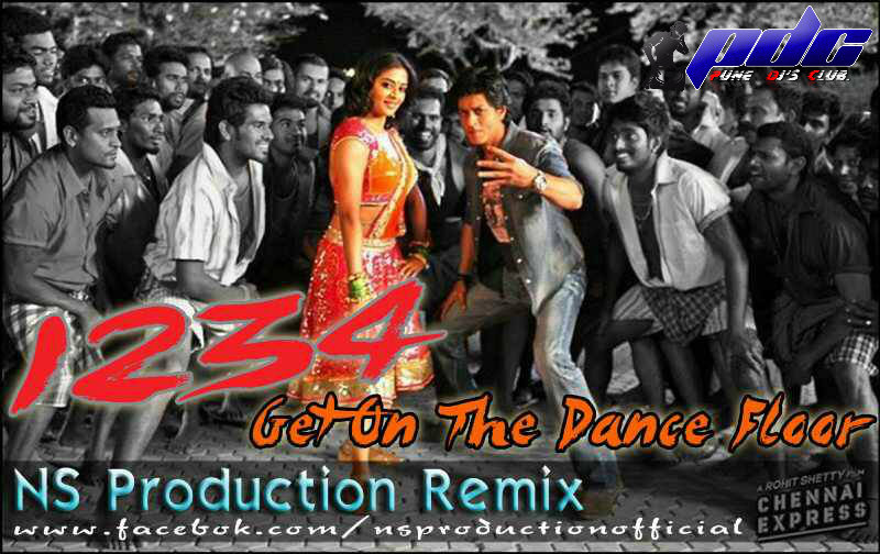 1234 get on the dance floor ns production remix out now for 1234 get on the dance floor song mp3
