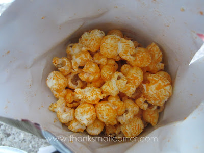 cheese popcorn