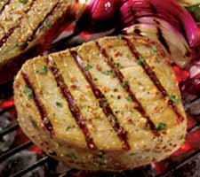 Weight Loss Recipes : Grilled Tuna Steaks