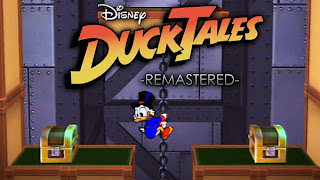 ducktales remastered logo screen DuckTales Remastered   Impressions
