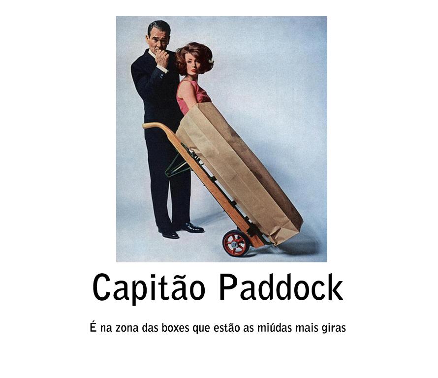 Capitão Paddock