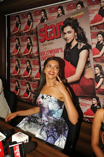 Actress Deepika Padukone Latest Pictures at Starweek Magazine Diwali Special Edition Launch 0016.jpg