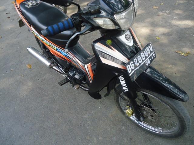 Jual Motor Yamaha Jupiter Mx 2011