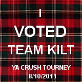 TEAM KILT - VOTE 8/10/11
