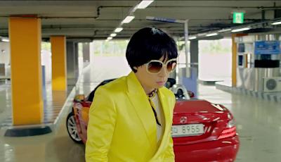 Psy Gangnam Style Yoo Jaesuk