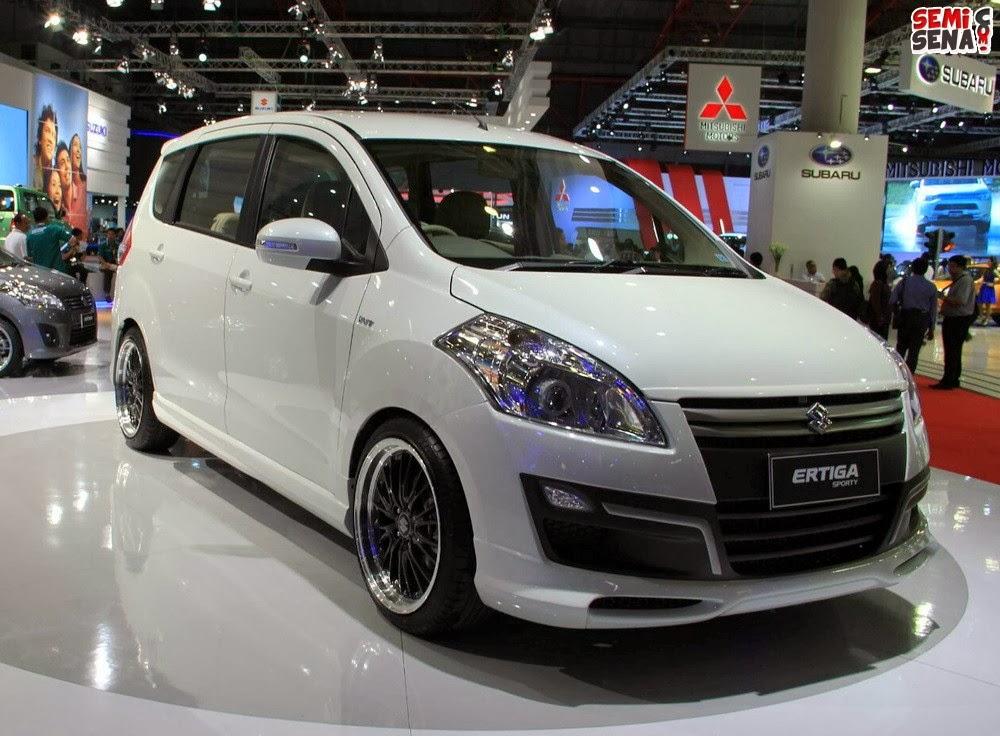 Mobil Suzuki Ertiga Terbaru
