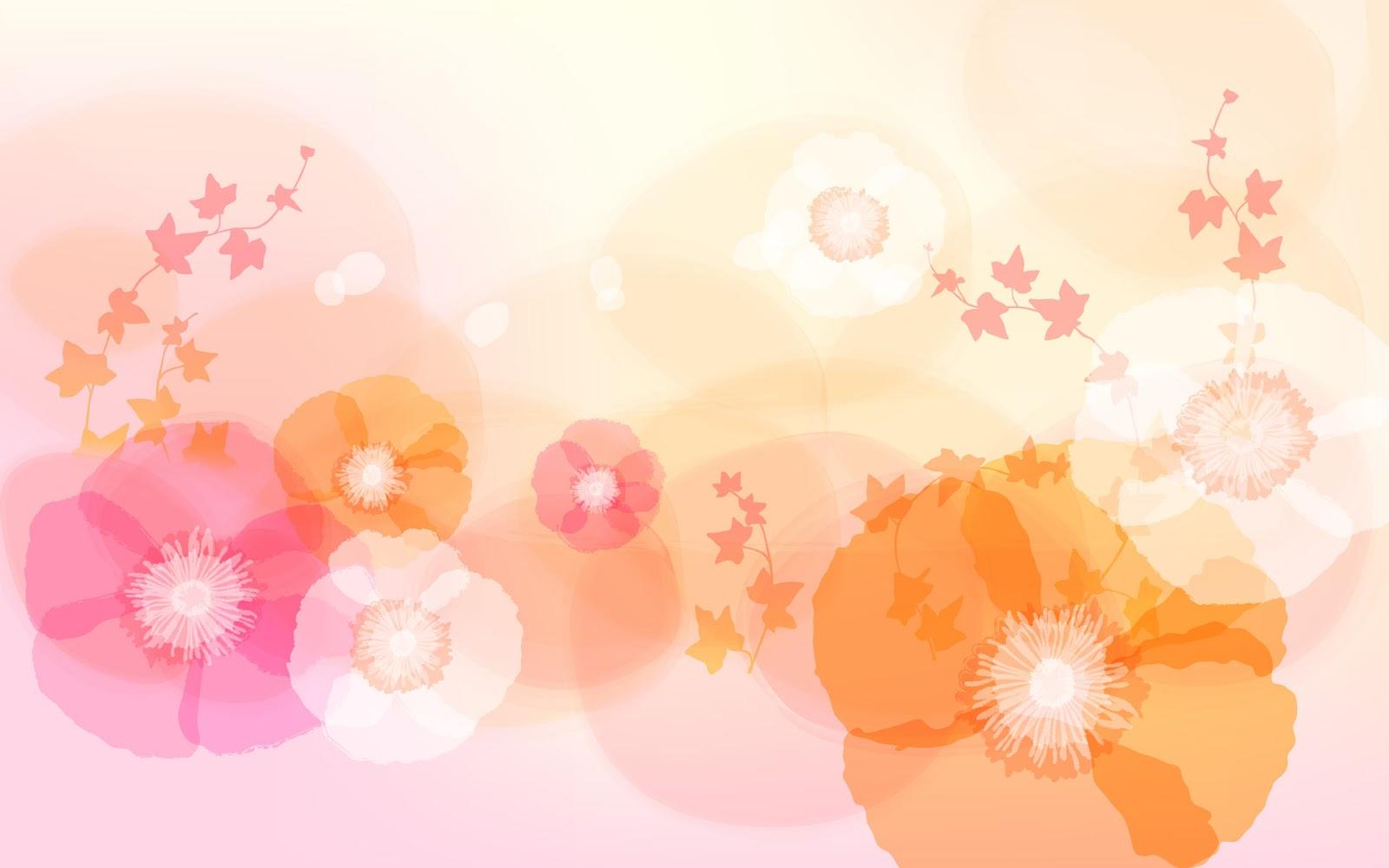 Gambar Abstrak: Bunga Abstrack