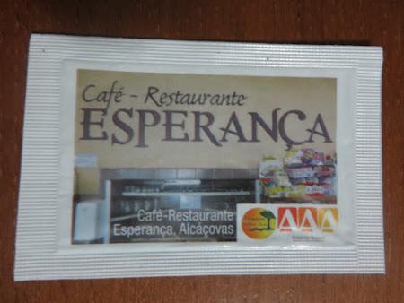 Empresa Parceira desta semana: Café-Restaurante Esperança