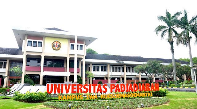 Unpad Menuju Kampus Internasional World Class University
