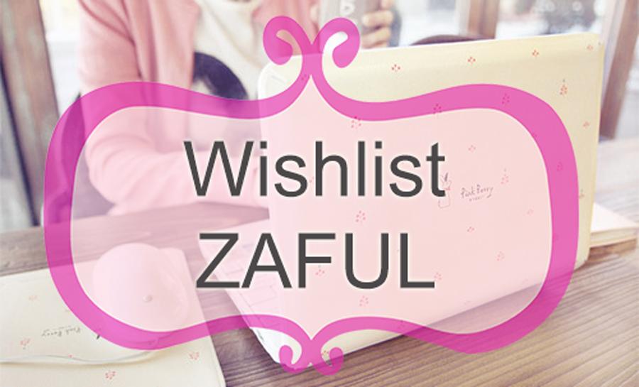 Wishlist, loja, Zaful