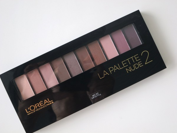 L'Oreal La Palette Nude 2