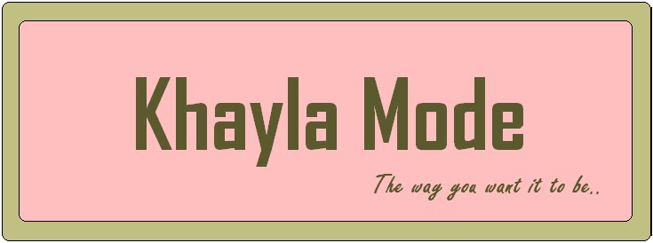 Khayla Mode